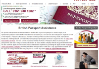 Consumers still being caught out by misleading Passport websites