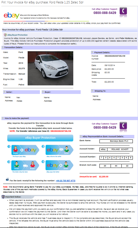 Legalbeagles Online Vehicle Fraud Information Always Go And See The Vehicle